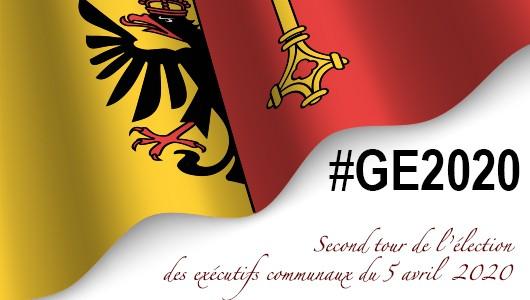 Genève: second tour de l'élection des exécutifs communaux du 5 avril 2020