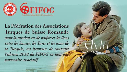 FIFOG 2018 – Festival International du Film Oriental de Genève – 21 au 29 avril 2018, FATSR, BITDEFE, Ayla