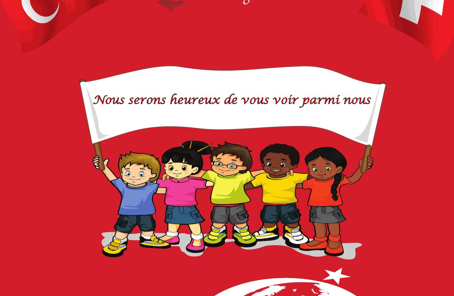 Fête des enfants, 23 Avril, Turquie, Moudon, FATSR, BITDEFE