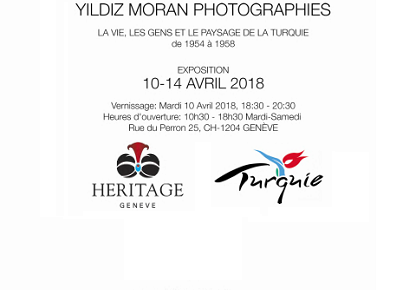 Yildiz Moran, photographies, Héritage, Genève, culture, Turquie