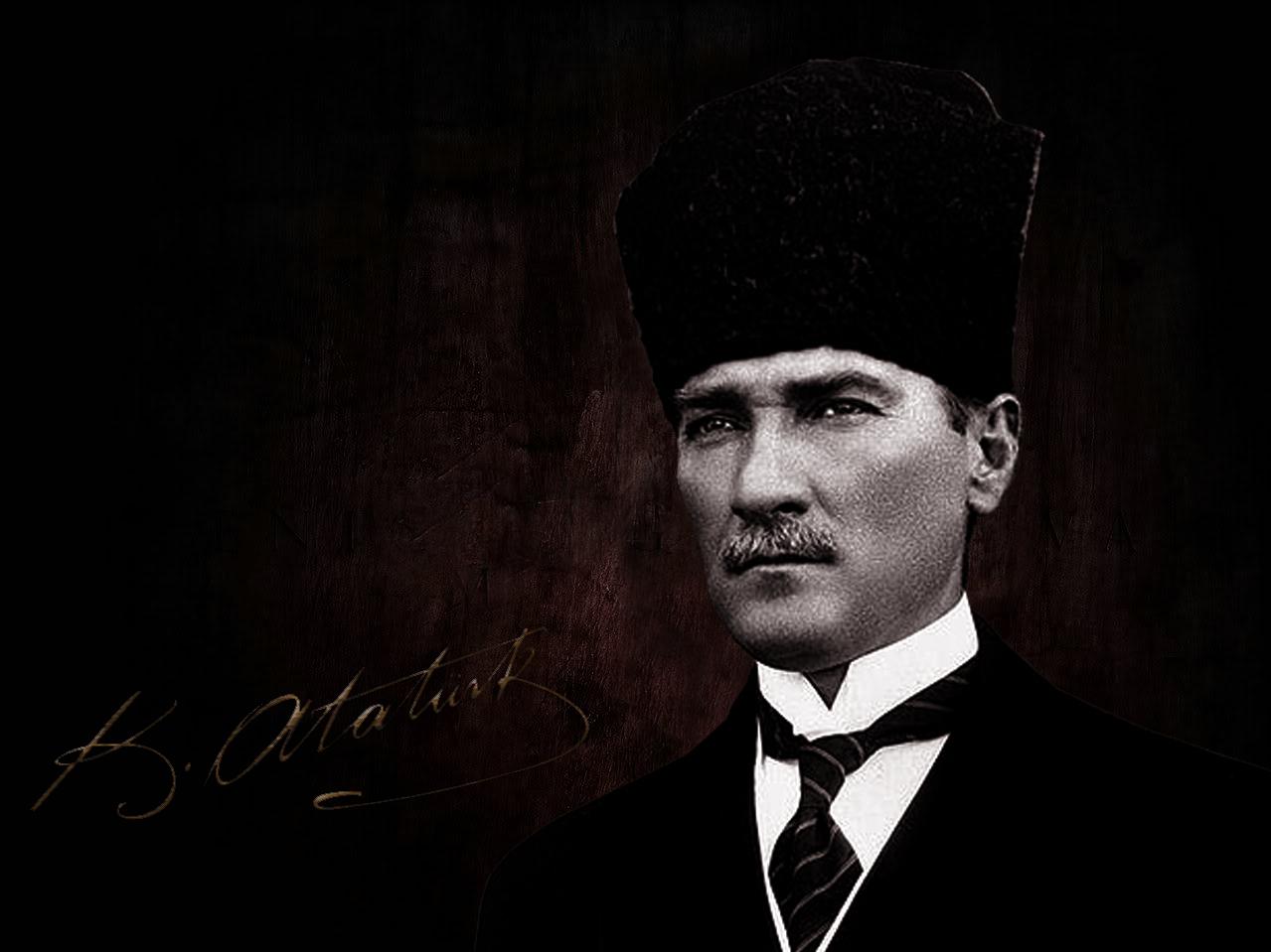 Atatürk, Fédération des Associations de Suisse Romande, Turquie