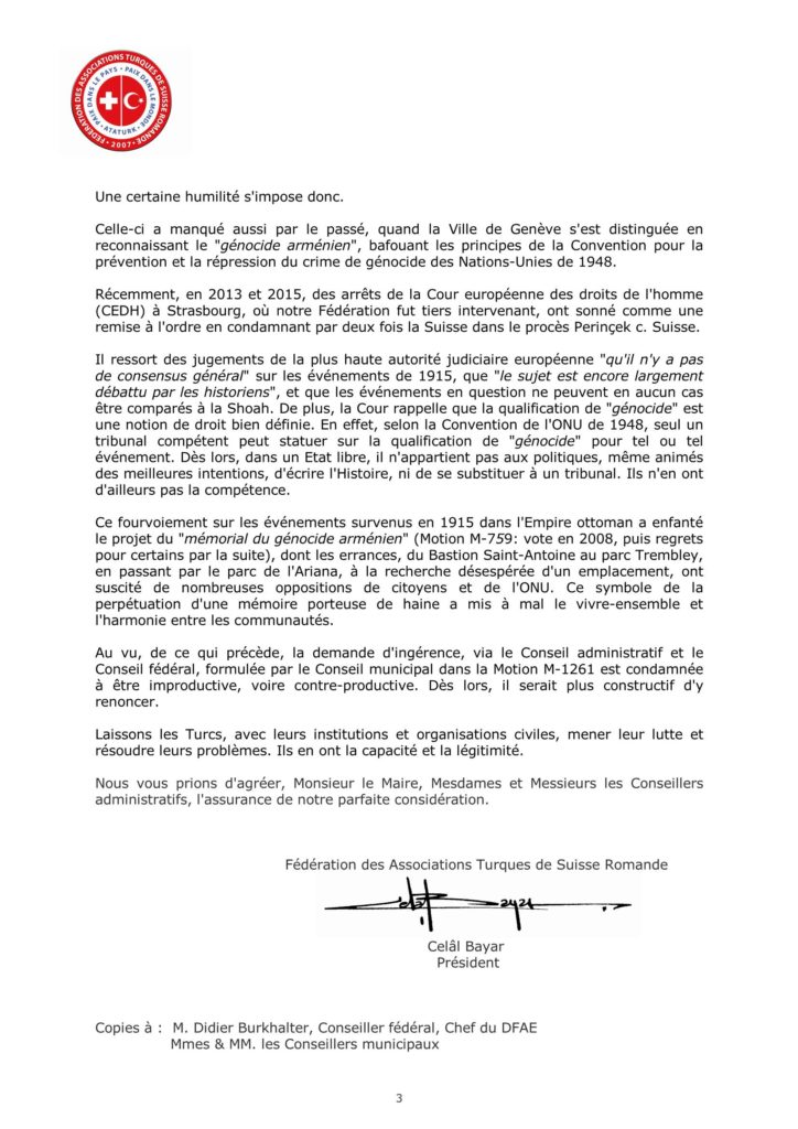 Lettre au Conseil administratif - Motion-1261 - 7 mars 2017 -Page 3