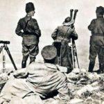 Mustafa Kemal Atatürk, peu avant la bataille de Dumlupinar.