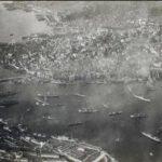 İtilaf Kuvvetleri donanmaları İstanbul Boğazı'nda - Kasım 1918