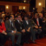 Conférence Isaac Rousseau - 21.11.2012, Genève - Mme Nurdan Bayraktar-Golder, Consule général de Turquie en compagnie de personnalités genevoises.