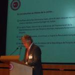 Discours d'ouverture de notre Président, Celâl Bayar - Conférence Isaac Rousseau - 21 novembre 2012, Genève