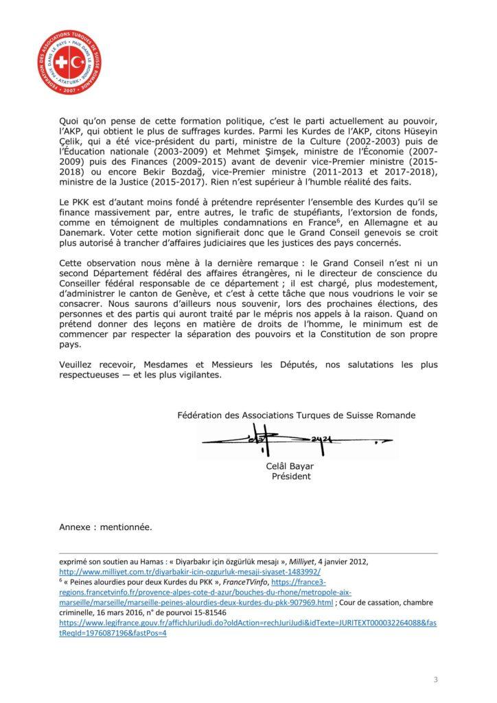 Lettre aux députés du Grand Conseil genevois - 9 mai 2019 - page 3/3