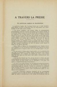 L'Europe orientale : pour la défense des nouvelles républiques d'Orient - No. 9-10 - 1-16 janvier 1920, Paris (p. 45)