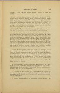 L'Europe orientale : pour la défense des nouvelles républiques d'Orient - No. 9-10 - 1-16 janvier 1920, Paris (p. 47)