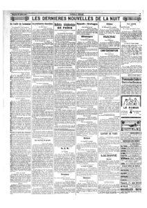 Gazette de Lausanne - 25.07.1923 - page 6