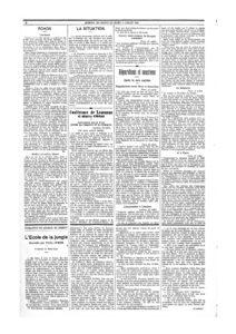 Journal de Genève - 24.07.1923 - page 2
