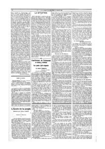 Journal de Genève - 25.07.1923 - page 2