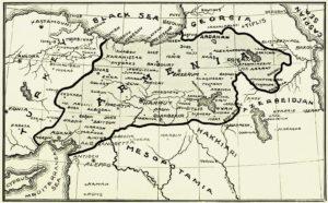 Revendications territoriales des Délégations arméniennes réunies (1919-1920)